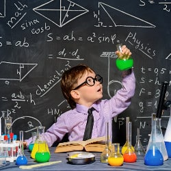 Sublime Science Child Image