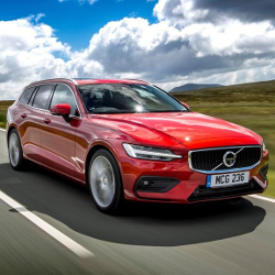 TMS Red Volvo Image